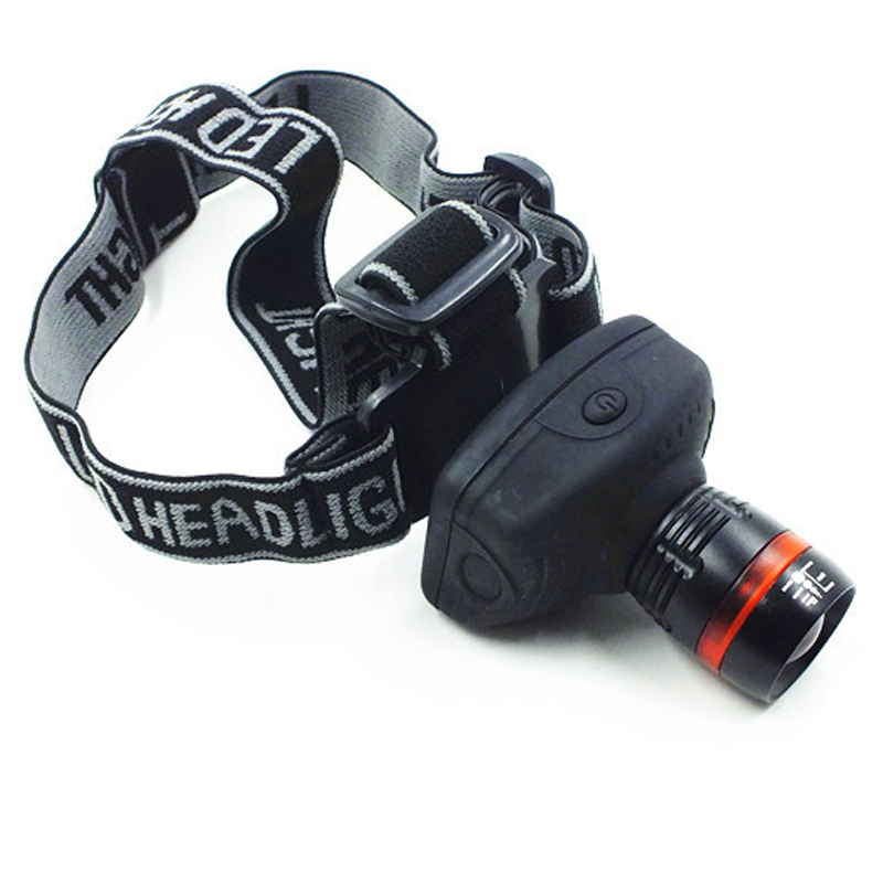 Head Lamp Camping Headlight Light Headlamp Litwod Outdoor 3 Mode Led Bulbs Aaa Battery Q5 Zoom Out / In 5w Mini Z90+ Room Lens