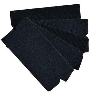 Image 4 - EHDIS 100Pcs ฟิล์มไวนิลรถ Wrap Folie ผ้าผ้า 10 ซม.คาร์บอนไฟเบอร์ไม้กวาดหน้าต่าง Tint Scraper อะไหล่ Protector Felt