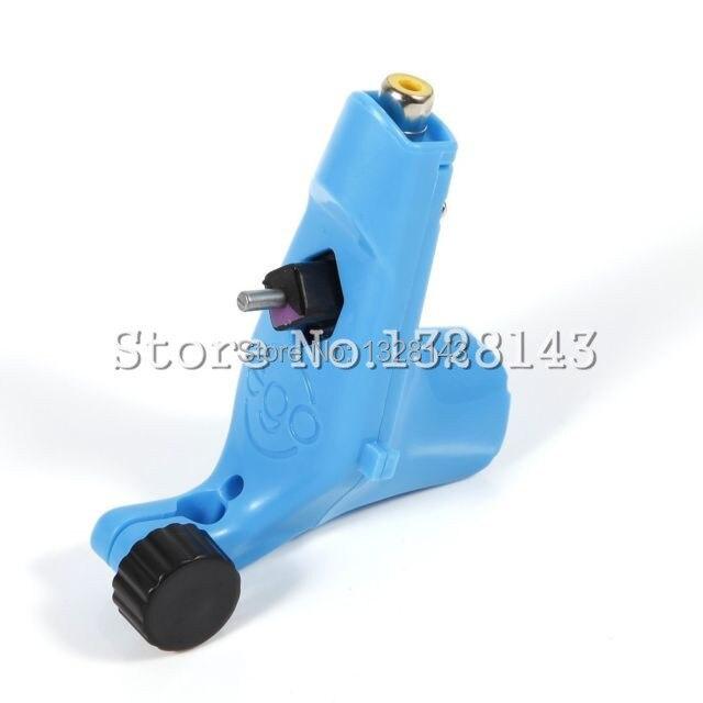 6ce68c8773c2 2014 nouvelle Ego Rotary MotorTattoo Machine Gun bleu couleur Liner et  Shader pour Tattoo Gun approvisionnement livraison gratuite