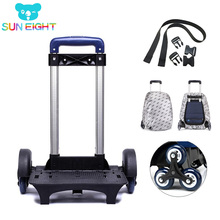 SUN EIGHT font b Kid b font Trolley Backpack Wheeled font b Bag b font font