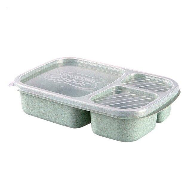 Green Cheap bento boxes 5c6479e2ee636