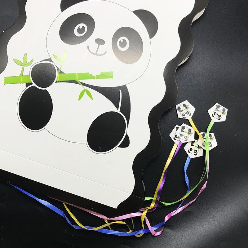 Panda Pinata Birthday Party Supplies