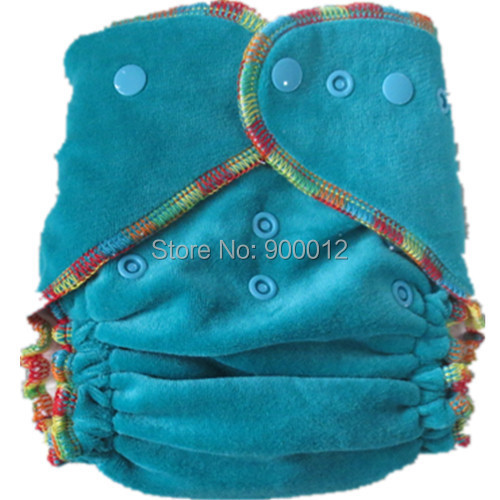 50 OFF 10 bamboo velour baby cloth diaper baby nappy reusable washable ajustable with 10 pcs