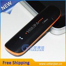 Similaire avec HUAWEI E1750 USB HSDPA HSUPA Dongle Support Voice USSD Fonction Externe 3G Modems pour Android PC