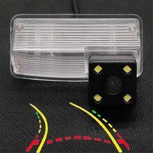 170 Degree Intelligent Dynamic Trajectory Tracks Car Rear View font b Parking b font Backup Camera