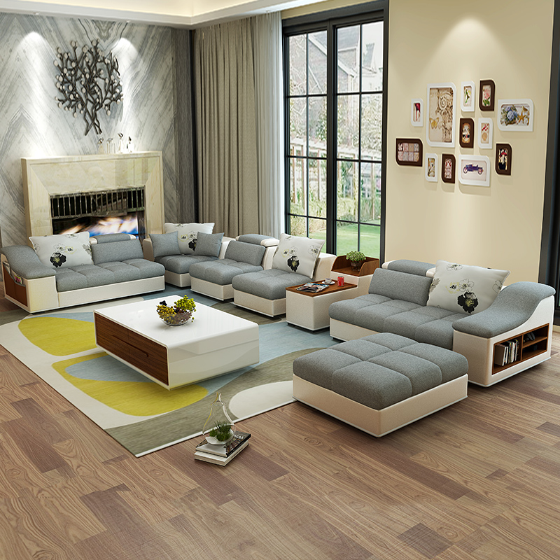 Couches for living room picture more detailed picture U shaped living room layout