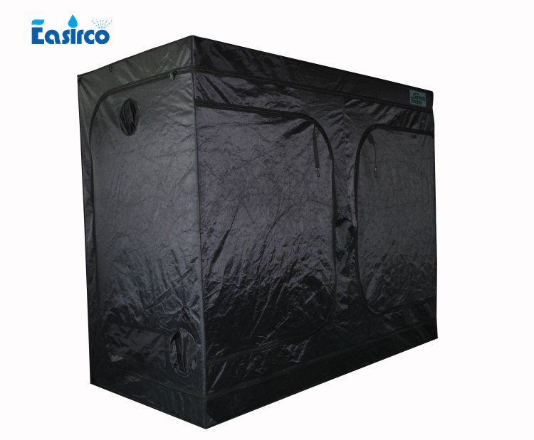 Size 240*120*200CM Window grow tent . Dark room.Portable Grow Room.