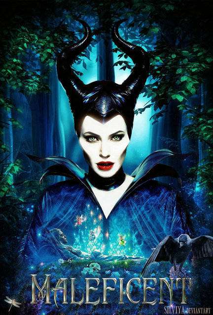 Us 4 99 Maleficent Silk Wall Poster Home Bedroom Decor Movie Posters Pictures Friends Gift 12x18 20x30 36x24 Angelina Jolie 008 In Painting