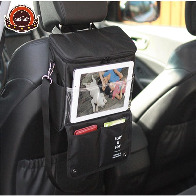 2017 new Car seat storage bag Hanging bags car seat back bag Car product Multifunction Travel storage bag freeshipping Aliexpres