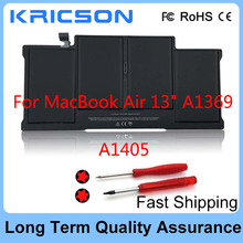 original New Battery A1405 For MacBook Air 13″ A1369 Mid 2011 A1466 Mid 2012