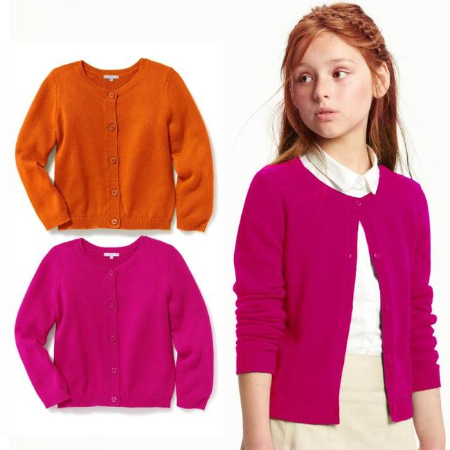 2016 jacadi niña suéteres niños niña otoño suéter pull pour enfant fille niños suéter diseño meisjes chaleco trui 12