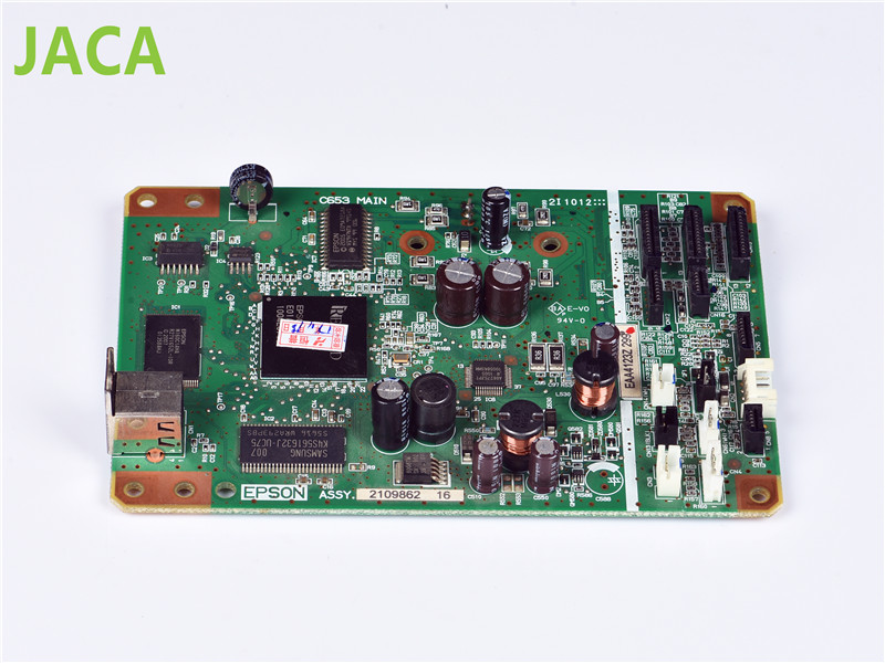 Free Shipping Original Formatter Board logic Main Board MainBoard mother board for Epson R270 R290 printer