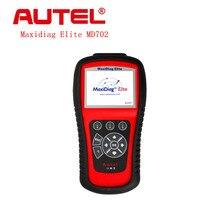 Autel Maxidiag Elite MD702 Ile Veri Akış Fonksiyonu 4 Sistemi MD702 Otomatik Teşhis Aracı Update Online
