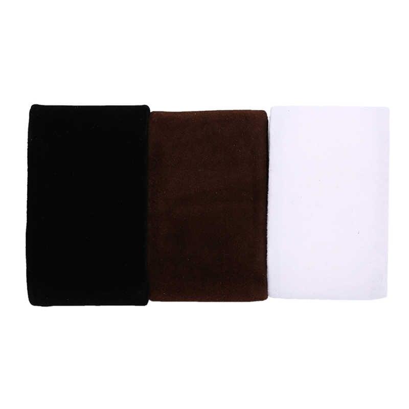 3 kolory zegarek poduszki stojak uchwyt organizator zegarek poduszka dla przypadku pudełko do przechowywania na rękę bransoletka do zegarka