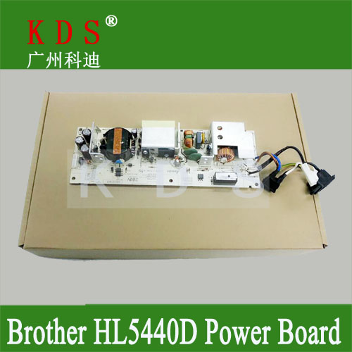 ФОТО Original Power board for Brother HL-5440 5445 5370 5350 5380 power supply board 220V for LV0802001 remove from new machine
