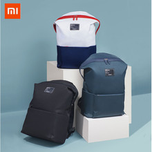 Xiaomi 90FUN Lecture 13.3inch Laptop Backpack 75D Nylon Waterproof Leisure Shoulder School Bag for Outdoor Travel backpack 90fun city concise serie backpack waterproof xiaomi ecosystem fashion design for school college treval man woman dark light grey