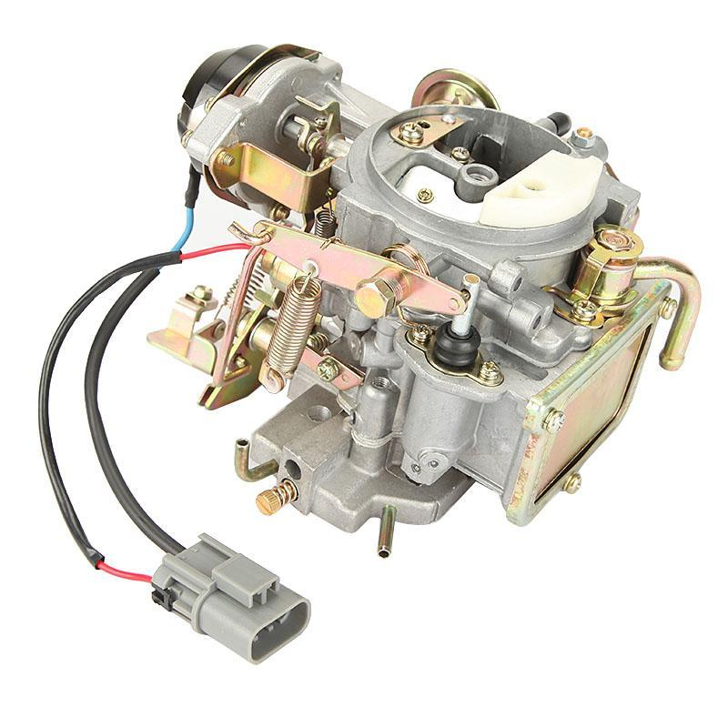 Ironwalls Car Carburetor Automatic Choke Zinc Alloy For Nissan 720 pickup 2.4L Z24 engine 1983 1984 1985 1986 OE 16010-21G61 carburetor carb for nissan a12 cherry pulsar vanette truck datsun sunny b210 pulsar truck 16010 h1602 16010h1602 16010 h1602
