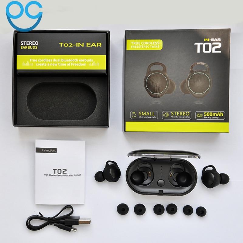 OGV WS Bluetooth Earphones True Wireless Headphone Sports 3D Stereo Mini Headset In Ear Earbuds For iPhoneSE 5 6 7 8 Xiaomi f8 bluetooth earphones wireless headphones stereo music headset sports in ear earbuds ipx7 for apple iphone 6 7 8 xiaomi huawei