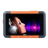 Mejor Precio 8 GB Adelgazan MP3 MP4 MP5 Reproductor de Música Con Pantalla LCD de 4.3 pulgadas FM Radio Vídeo Película