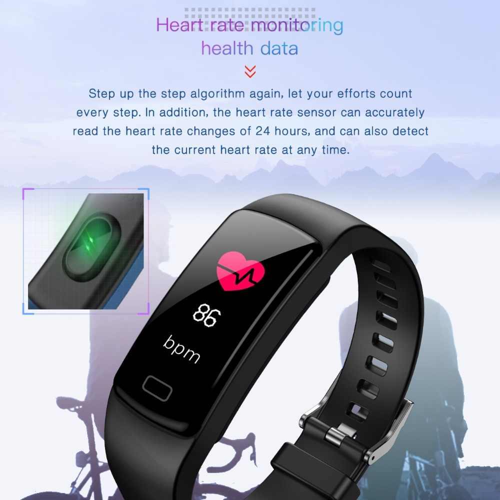 חכם שעון IP67 עמיד למים כושר Bluetooth צמיד גברים & נשים ספורט אופנה דיגיטלי חכם שעוני יד עבור IOS אנדרואיד טלפון