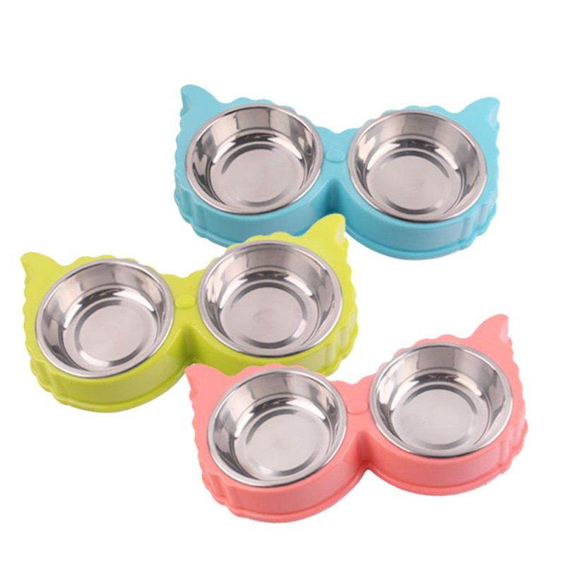 2018 Newest Dog bowl stainless steel thick anti slip