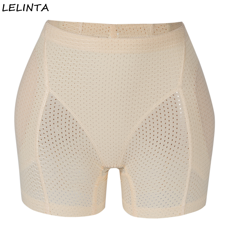 1647037159 LELINTA Butt Lifter Padded Panty - Enhancing Body Shaper for Women -  Seamless Breathable Control Panties