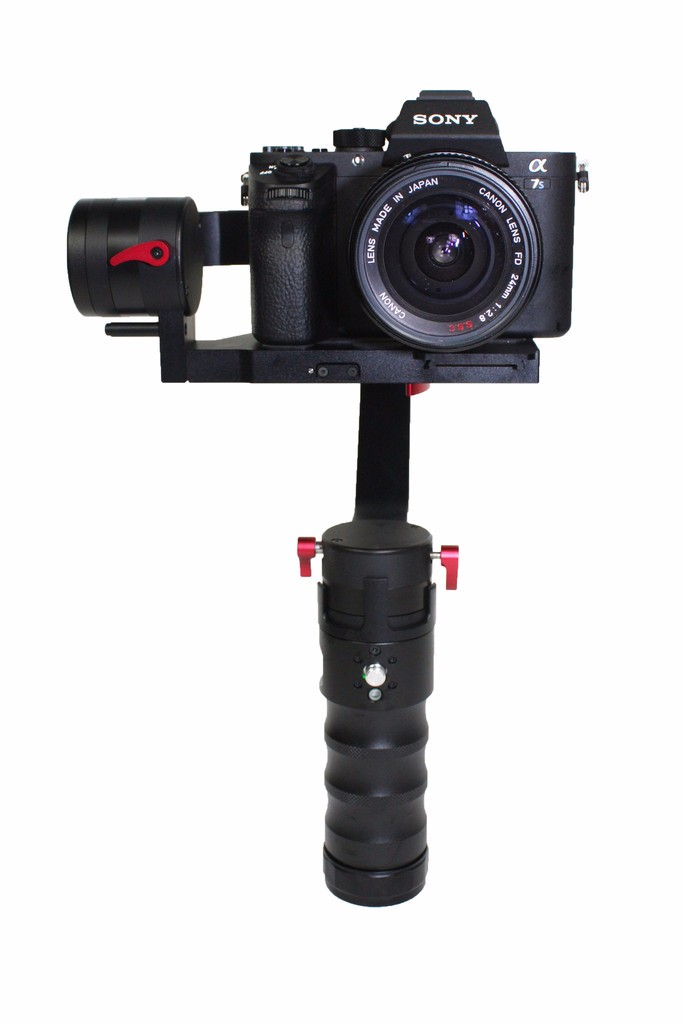 Free DHL Beholder DS1 DSLR Brushless Gimbal 3 Axis Handheld Stabilizer Gimbal 32bit Support Canon 5/6/7D PK MS1 Nebula 4200 free shipping 32 bits controller dys dslr handheld brushless gimbal with joystic and new 6080 motor