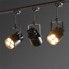 Thrisdar чердак художественный Ретро светодиодный светильник