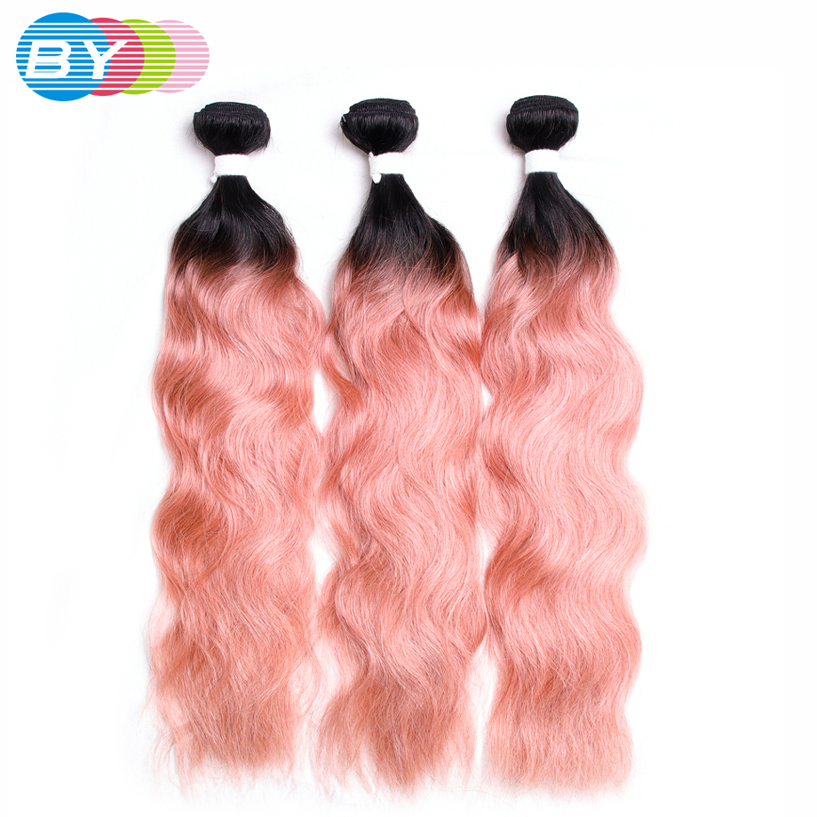 By Pre Colored Remy Hair Extension Human Hair Weave