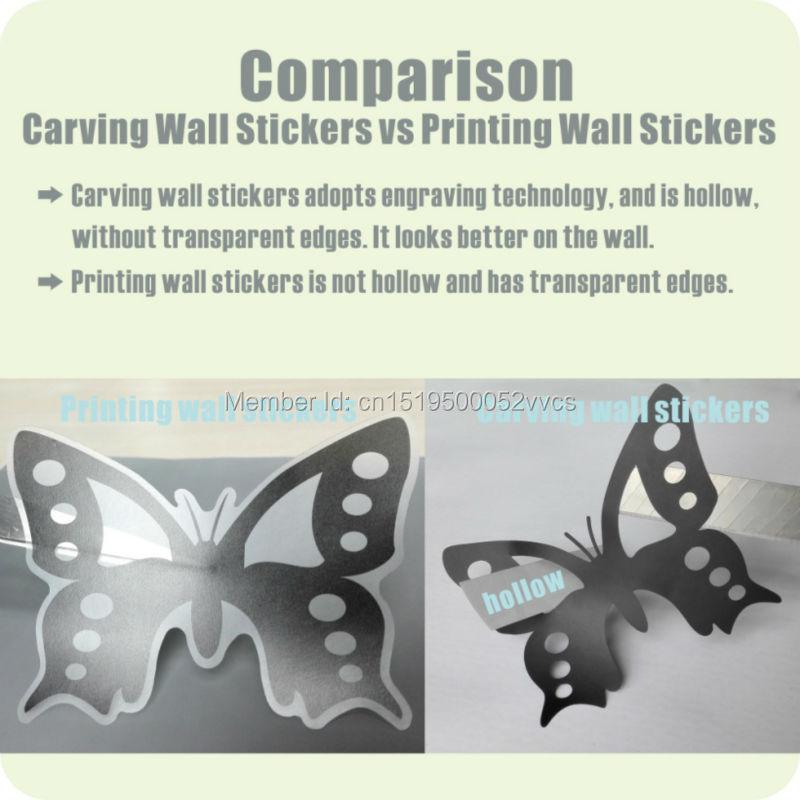 Spanish Quote Dios DIY Art Vinyl Wall Decal Sticker - Տնային դեկոր - Լուսանկար 5