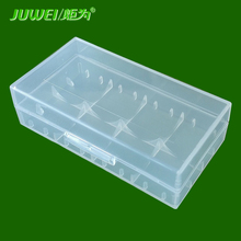 Newest Batteries Case Hard Plastic Battery Protective Cases Storage Transparent Boxes  For 18650 16340 Rechargeable Battery