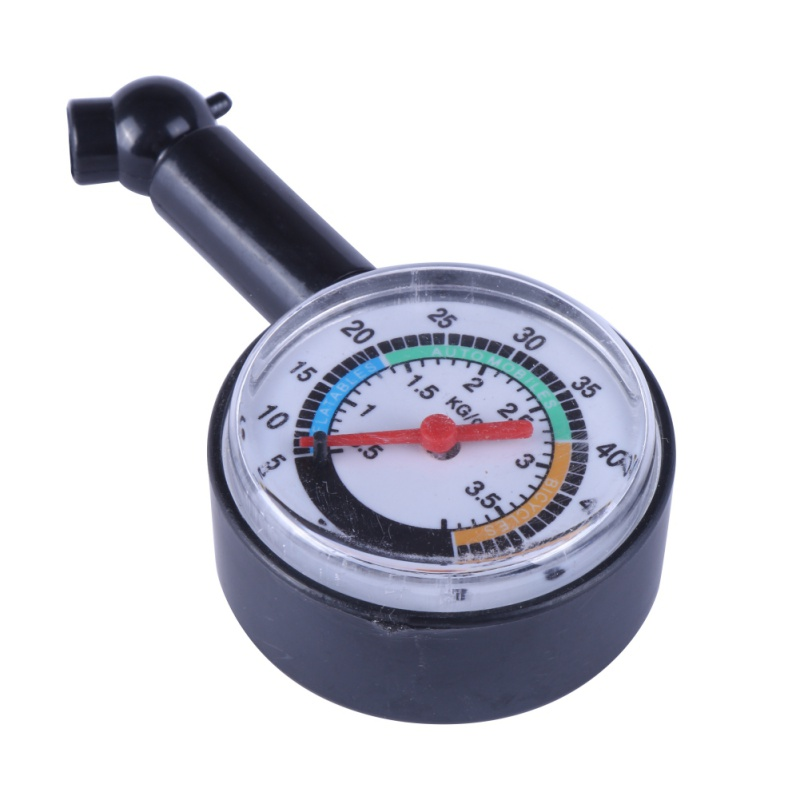 MANUM Portable car repair tire pressure gauge plastic packags