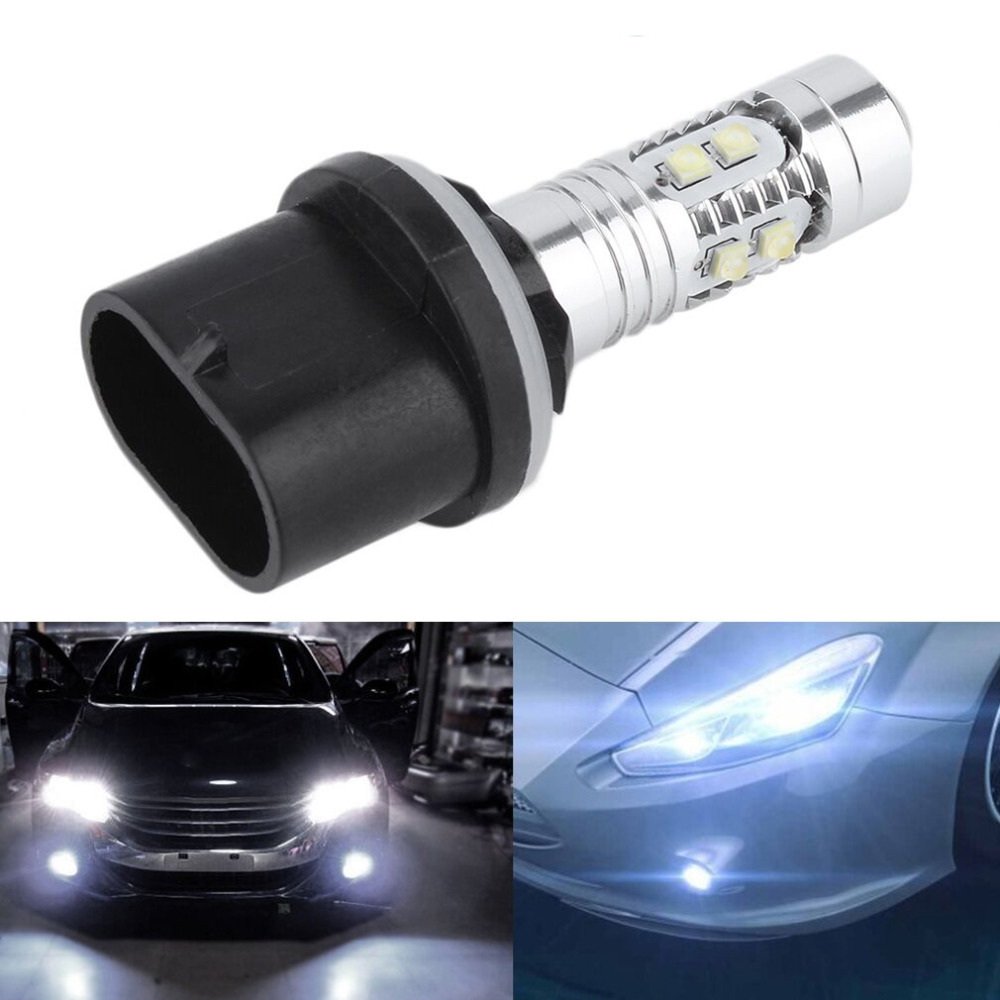все цены на 1pc 50W HID White 880 H27 PG13 899 890 for Projector LED Bulbs For Auto Car Fog Lights Driving Daytime Running lamp Hot Selling