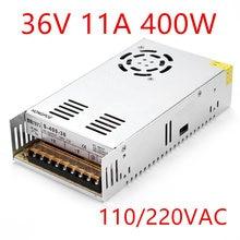 Светодиодный источник питания 12 В 24 в 36 в 48 в 360 Вт 400 Вт импульсный источник питания трансформатор AC DC SMPS