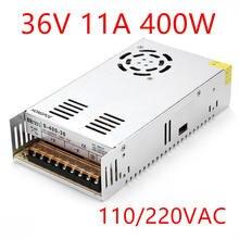 Nouveau commutateur d'alimentation à découpage DC12V 24V 36V 48V 360W 400W | Transformateur de Source d'alimentation à commutation AC DC SMPS