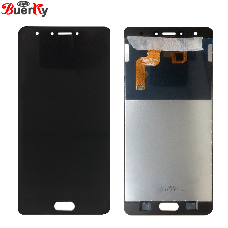 BKparts 5.7 Tested For Infinix Note 4 Pro X571 LCD Display Touch Screen Digitizer LCD Screen Complete Assembly Replacement