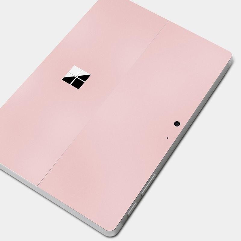 R-זהב לוח מדבקות מסך מגן Tablet מדבקות חזרה כיסוי עבור משטח ללכת גלישה להגן מדבקת עור עבור Microsoft משטח ללכת