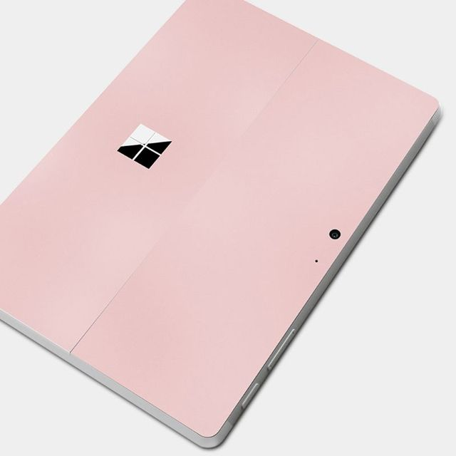 R-Gold Tablet Decals Protector de pantalla Tablet Decal funda trasera para Surface Go Wrap Protect Skin Sticker para Microsoft Surface Go
