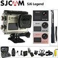 "Original SJCAM SJ6 Legend Action Camera Sports DV 4K Wifi 30m Waterproof 1080P Ultra HD 2"" Touch Screen Notavek 96660 Remote Cam"