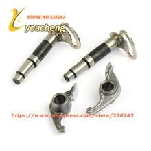 CF250 172MM Valve Arm Rocker Pin Shaft Water Cooled CN250 ATV Parts Engine Accessories Repair YBZ CF250 Drop Shipping