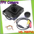 """Wholesale 1pcs Hot Selling Mini HD 700TVL 1/3"""" Sony CCD 2.1mm Wide Angle Lens CCTV Security FPV Color Home Security Camera"""
