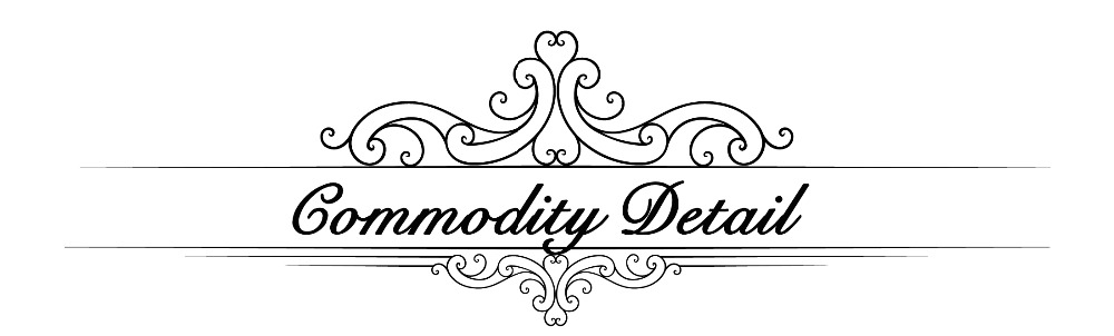 commodity detail