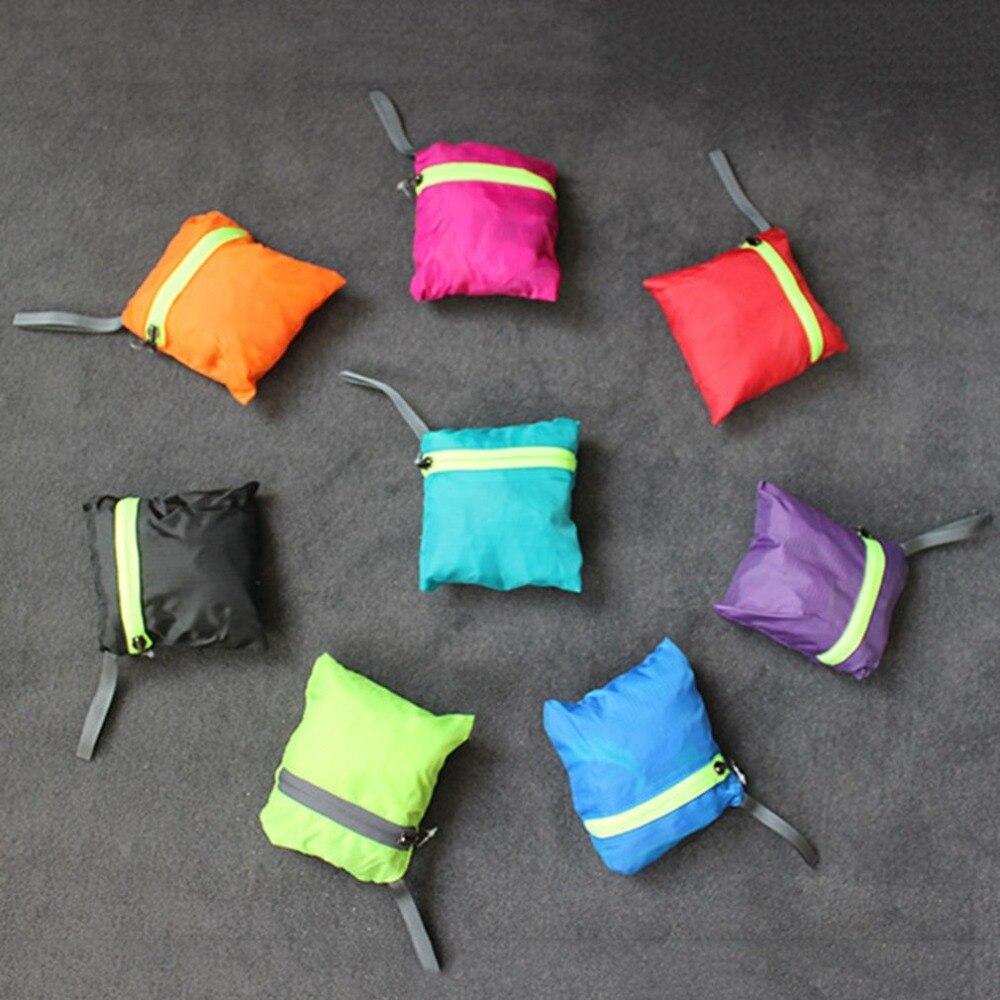 New Waterproof Nylon Cycling Backpack Outdoor Camping Daypack Universal Shoulder Bag Comfortable Hiking Rucksack Bag