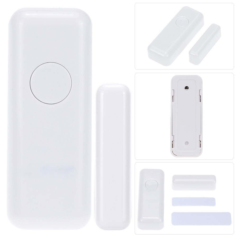 1PCS/ 433Mhz safearmed Wireless Guarding Windows Doors Sensor For 433MHz Home Security Detector Alarm System Kits Free Shipping 7