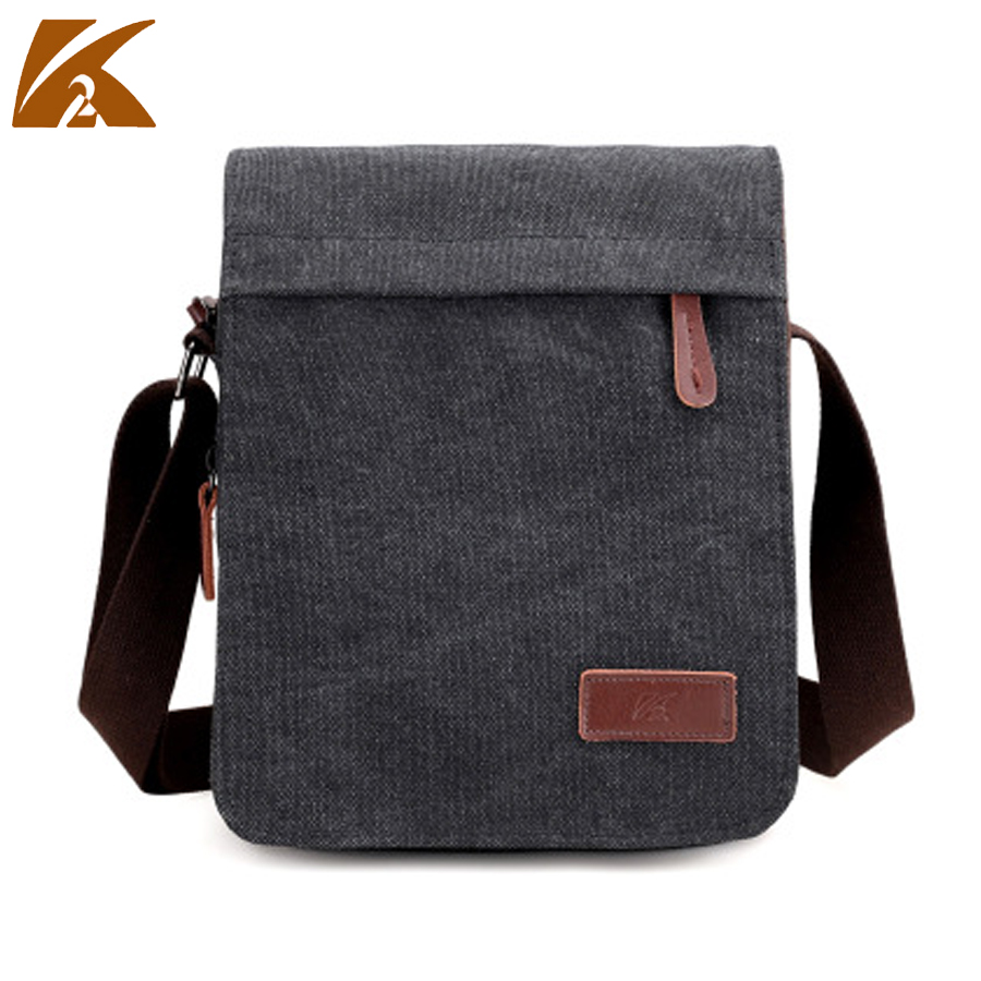 bed86366a8 black canvas messenger shoulder bag male crossbody bags for men vintage  flap office business bag small fashionable beach bags on Aliexpress.com