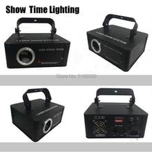 цена на fast delivery 500mw dj laser disco light RGB scan animal flower dance Scanner Light Home Party DJ Stage Lighting KTV Show laser
