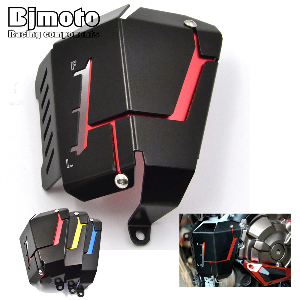 RSC-MT07 Motorcycle Radiator Side Protective Cover Grill Guard For Yamaha MT07 MT-07 2013 2014 2015 2016 2017 motorcycle radiator protective cover grill guard grille protector for kawasaki z1000sx ninja 1000 2011 2012 2013 2014 2015 2016
