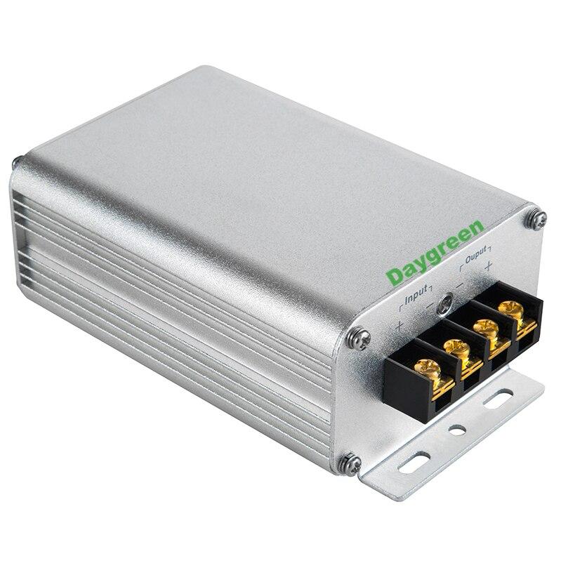 Free Shipping 24V to 12V 40A 480W DC DC Converter Regulator Car Step Down Reducer Daygreen 24V to 12V 40AMP free shipping l78s12cv l78s12 to 220ab regulator original product