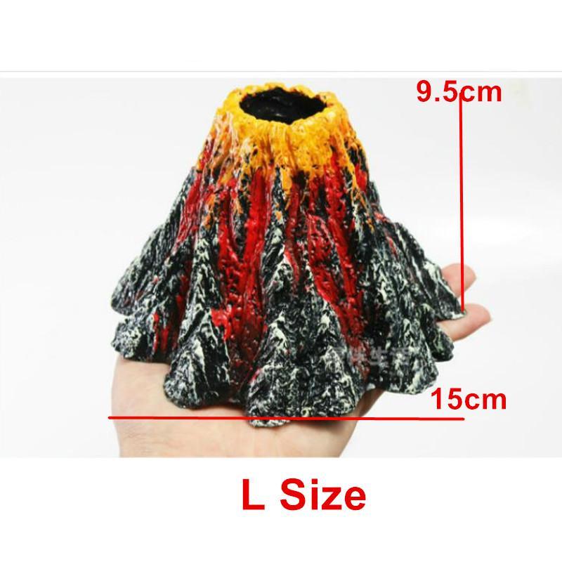 New Volcano Aquarium Pump