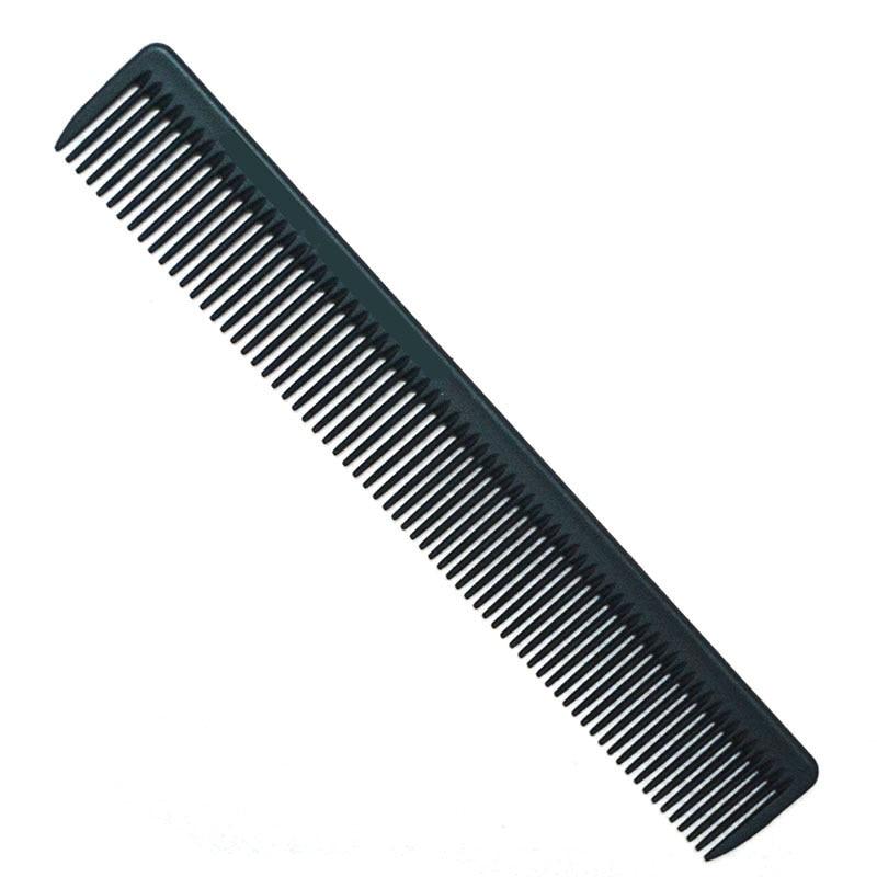 Salon Hair Styling Hairdressing Antistatic Barbers Detangle Comb Black Hair Styling Tool Hairdressing Hair Comb For Men Women